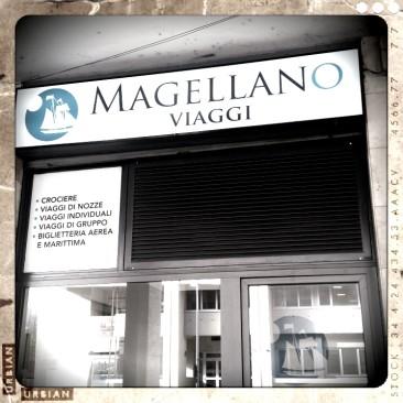 Allestimento Agenzia Magellano Viaggi